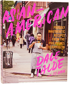 Dale Talde Asian American Book Cover