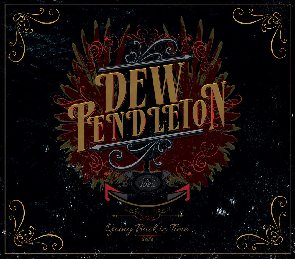 Dew Pendleton's debut full-length album is now available exclusively on CD here at dewpendleton.com.  To order your copy  CLICK HERE .