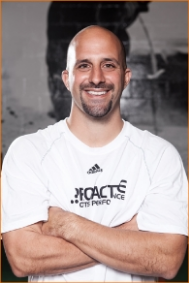 Ryan Capretta, M.S. CSCS, Founder & Director, Proactive Sports Performance Lab