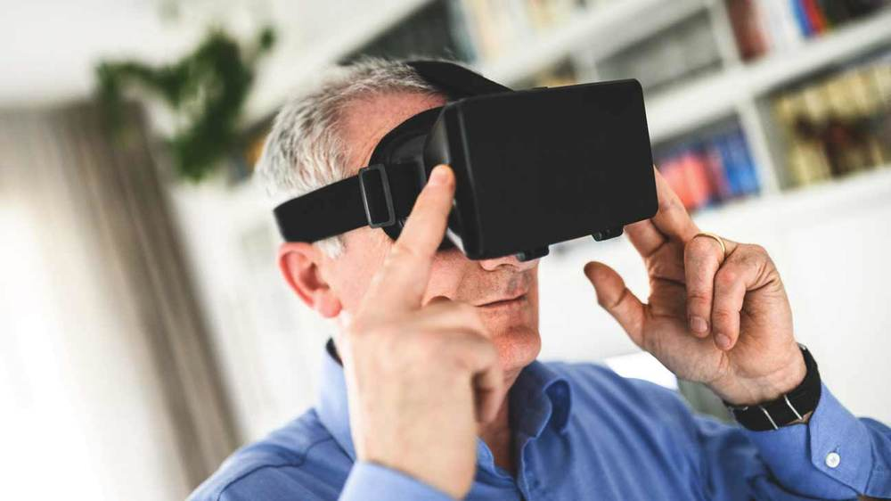 The USC CBC is leading several initiatives to make VR more patient friendly