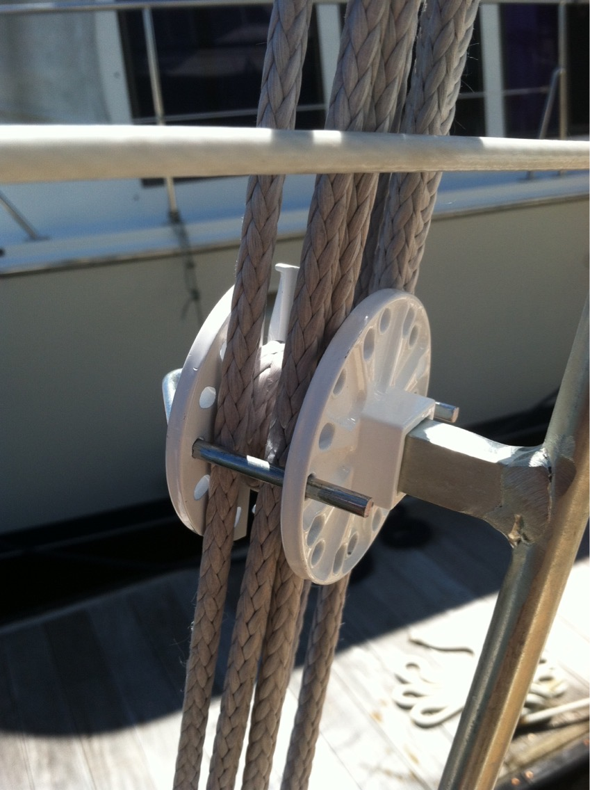 An Alternative Method to Tensioning Synthetic Standing Rigging ...