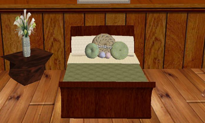 Sleep animations.