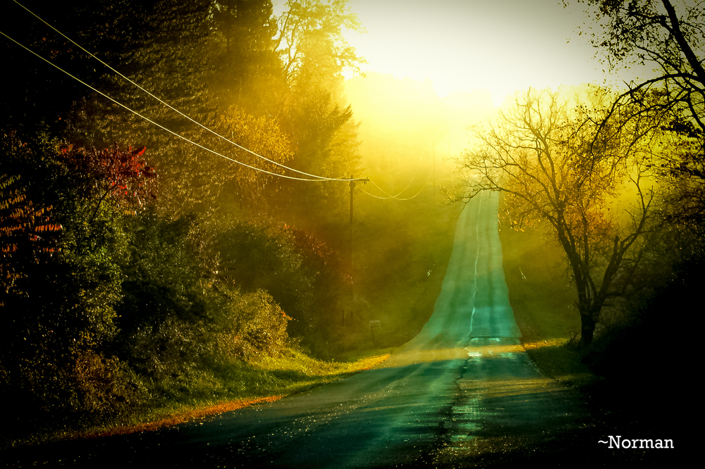 Road to Heavenly Light
