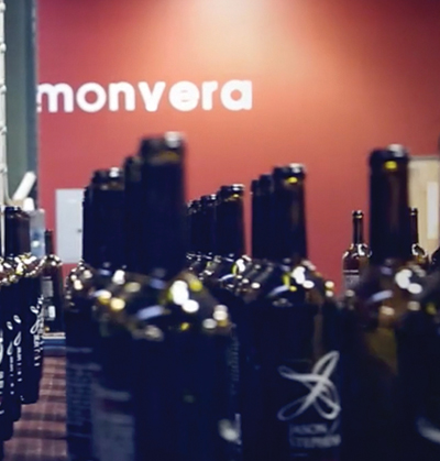 about monvera glass decor