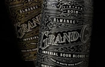Dieline – Almanac Grand Cru