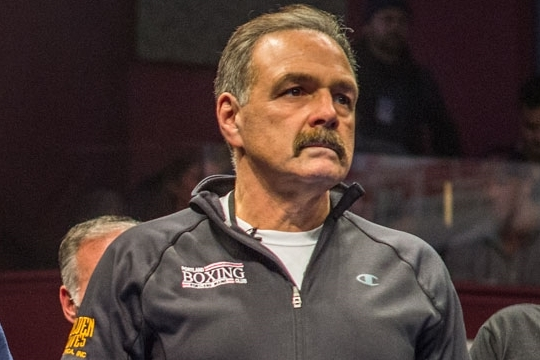 Coach Bob Russo