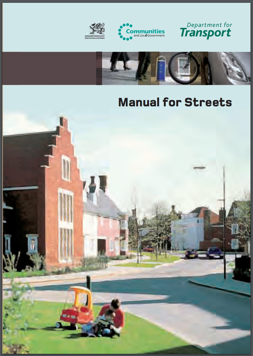 Manual for Streets, MfS    Полистать