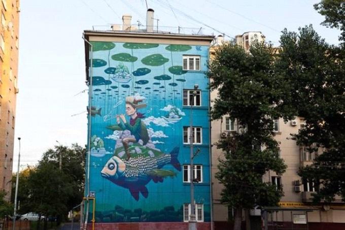 Москва, QBic Фото: adme.ru