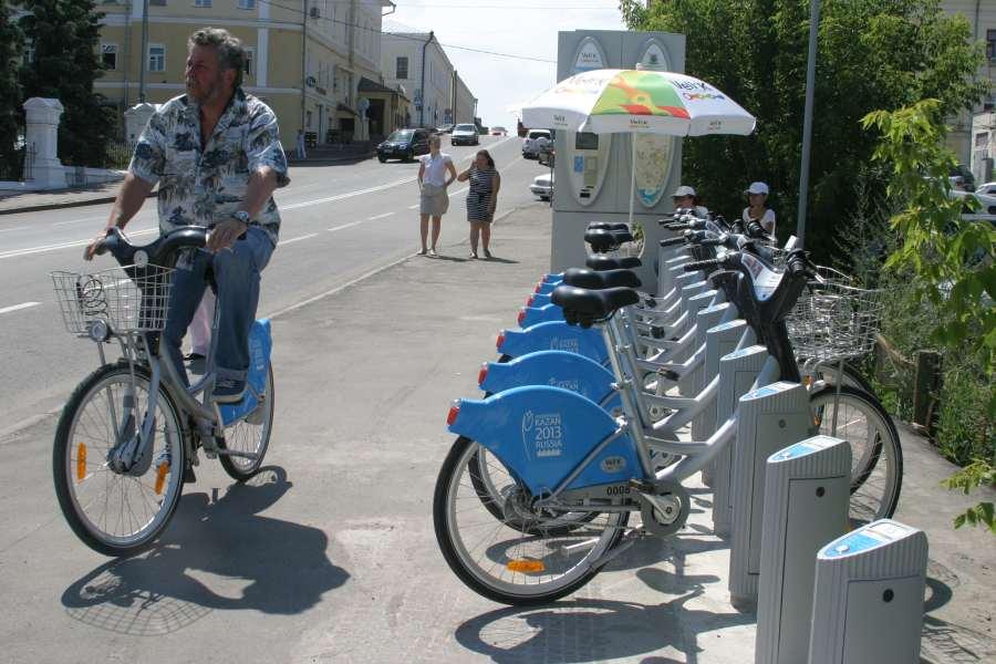 26 августа Veli'K открыл четвёртый велосезон