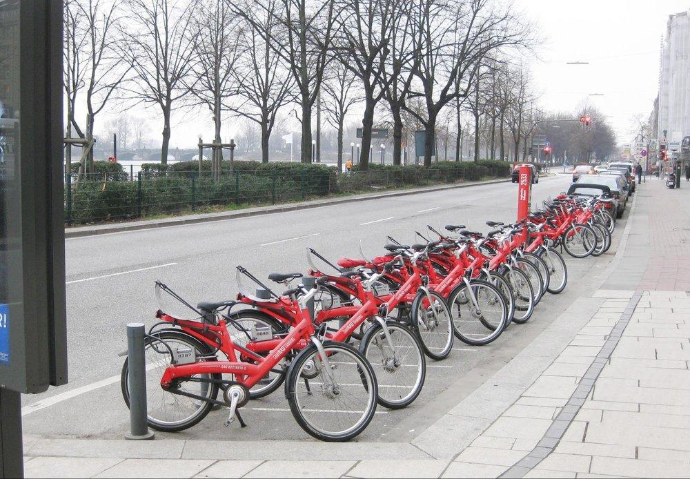 Узнаваемый дизайн позволяет снизить вероятность кражи велосипеда