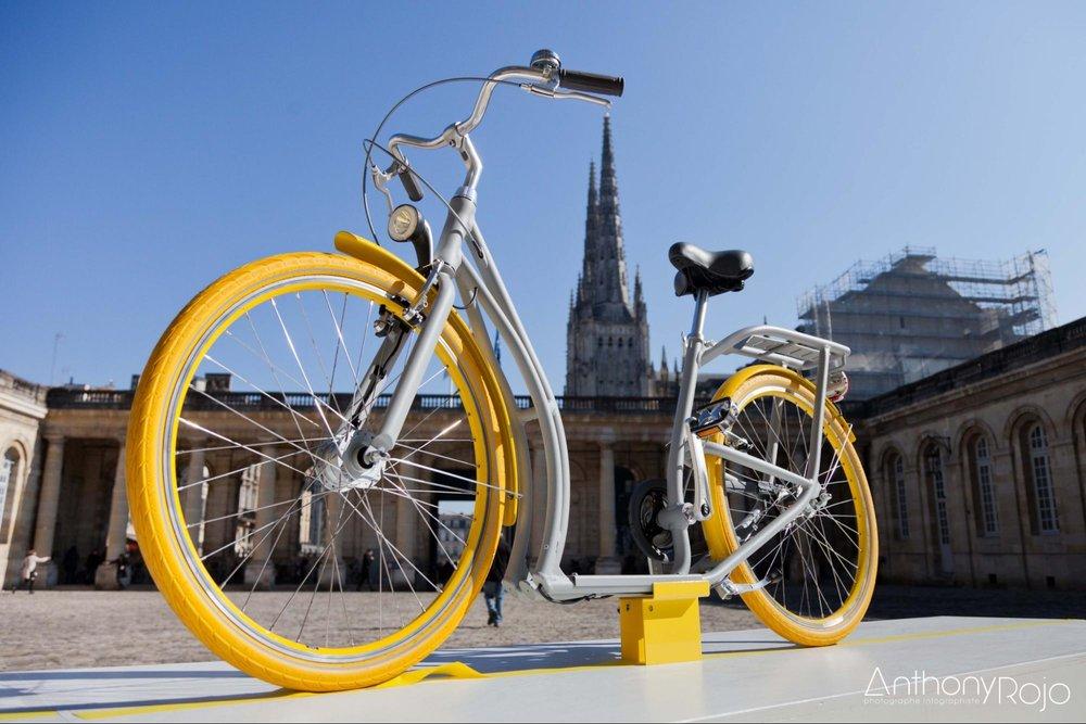 Такие необычные велосамокаты катаются по улицам Бордо