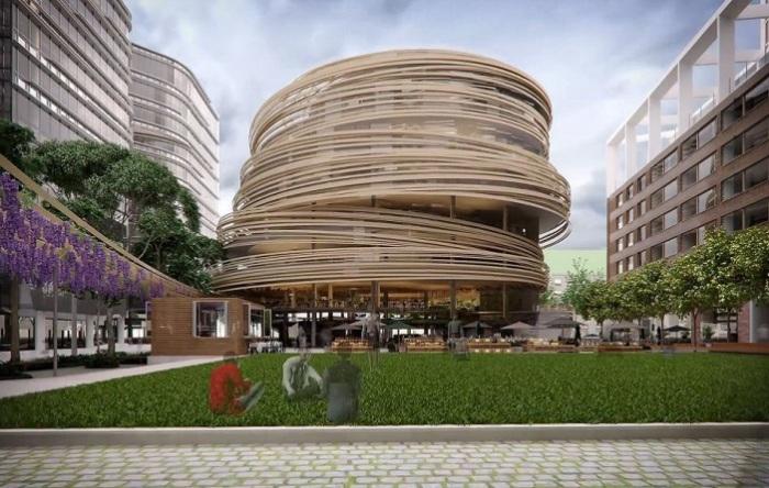 Проект библиотеки в Сиднее обещают завершить к 2018 году
