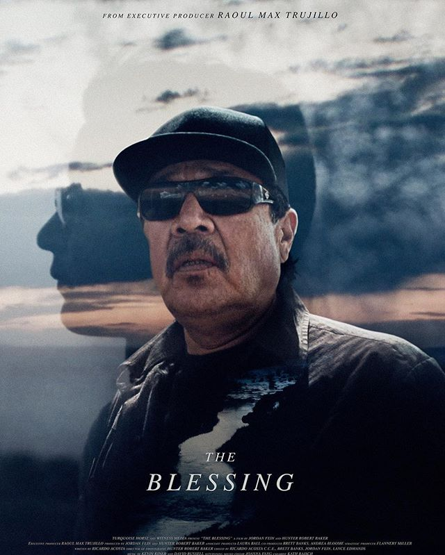 T H E  B L E S S I N G.  Attending the World Premiere of The Blessing film this weekend with A FULL HEART.  As associate producer, this soul project allowed me the opportunity of a lifetime, getting to know these beautiful Navajo spirits, becoming a part of their family, and collaborating with the most gifted filmmakers.  My forever gratitude @hunterrbaker @jordanfein @lawrence.gilmore @mudboyra_max @ricardo_acosta_editor @caminoallegre