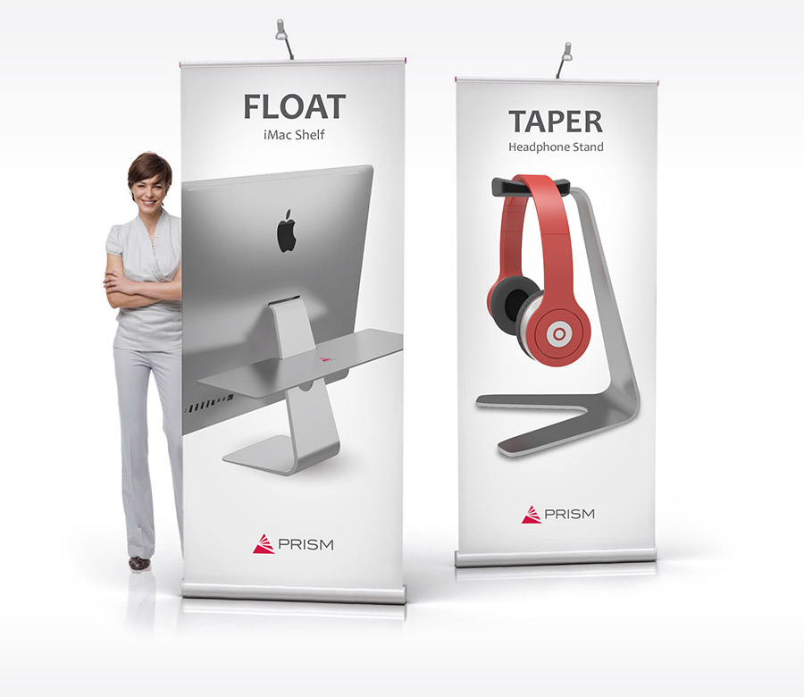 Prism Retractable Banners