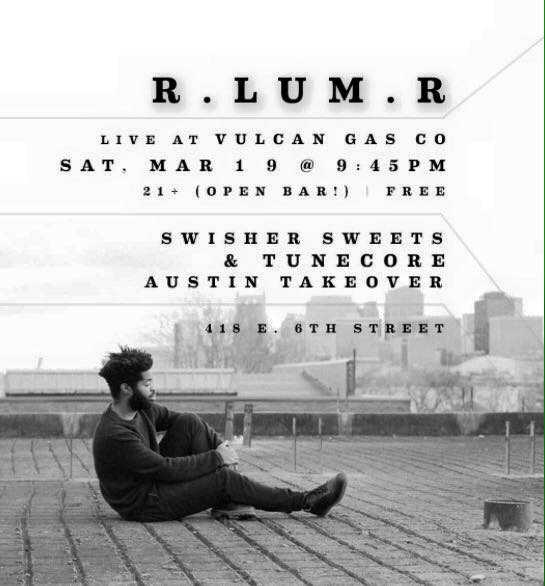 R.LUM.R SXSW Showcase