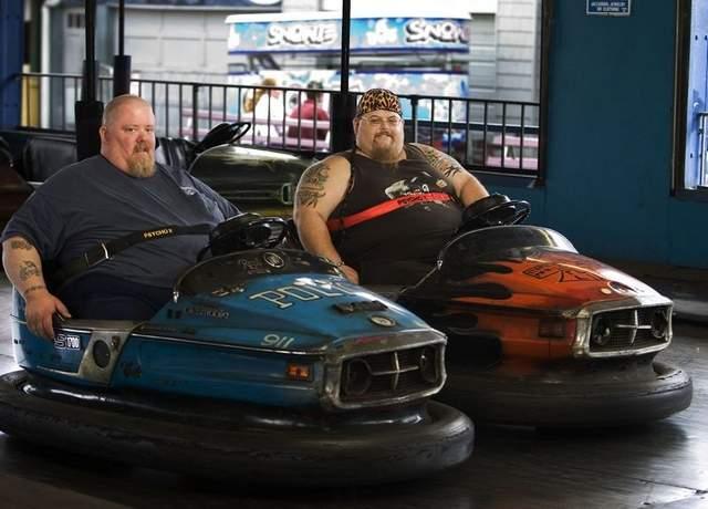 çarpışan Arabalar Teknik Bilgiler Parks Rides