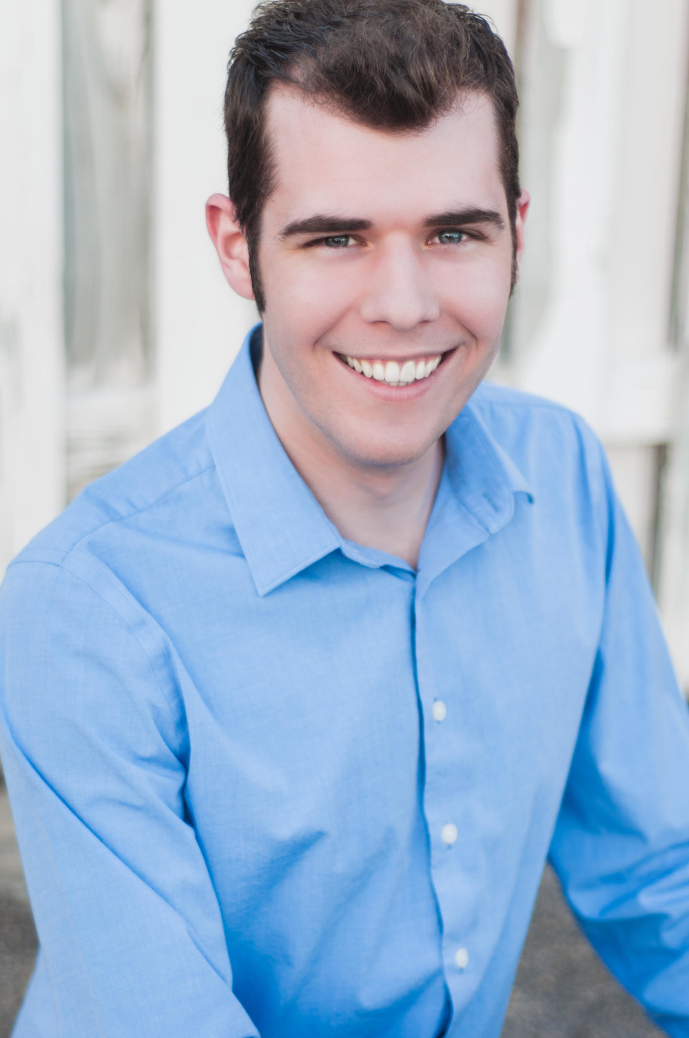 Zach Ivins Headshot