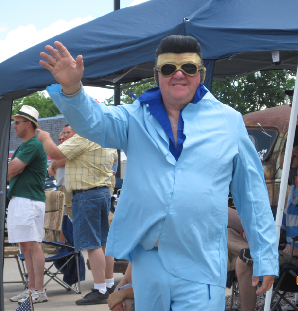 Elvis sightings in Keokuk, Iowa