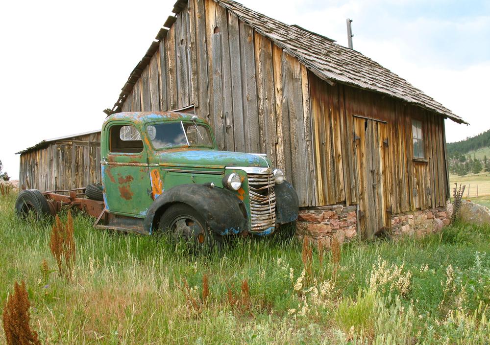 pops truck 2007