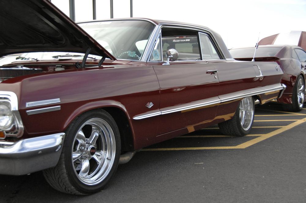 1963 Chevrolet Impala SS-2