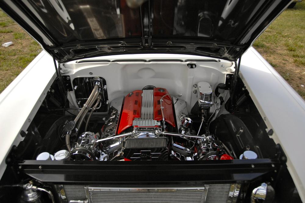 1957 Chevy Engine