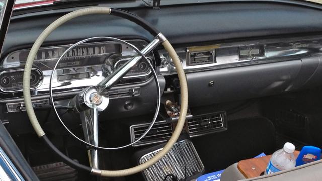 1957 Cadillac gaugues