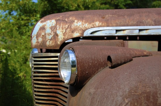 Early 40's Chevrolet Truck