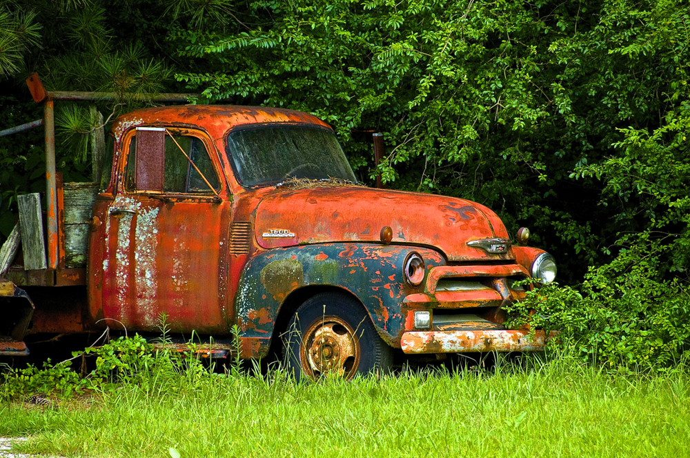 Chevrolet 1600 Flatbed -- Gallery