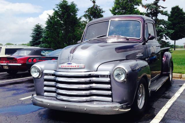 Chevy at Lane