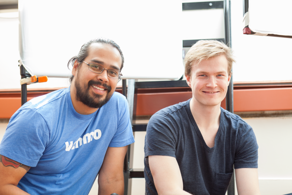 Co-Founders, Juan & Arnar. Learn about our story.