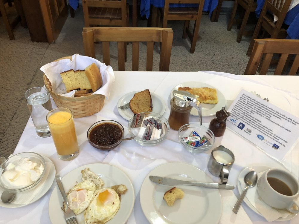 A real Greek Breakfast
