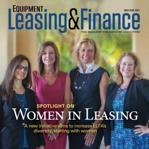 Equipment Leasing & Finance Magazine May/June 2017