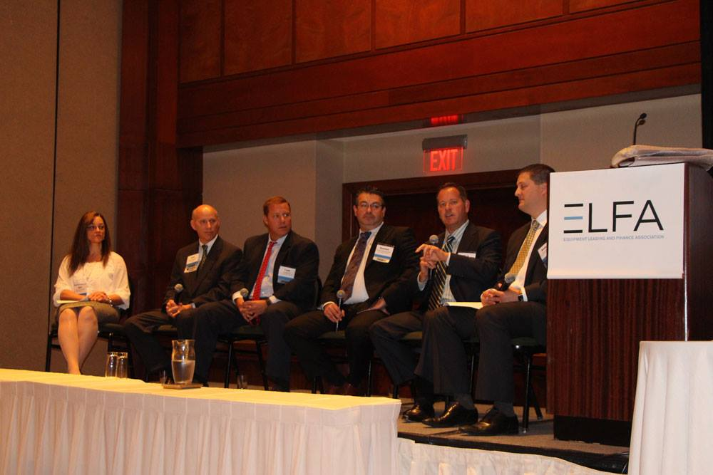 Recap of the ELFA Operations & Technology Conference Ops & Tech Award Winners Fireside Chat September 18, 2015 Philadelphia, PA.