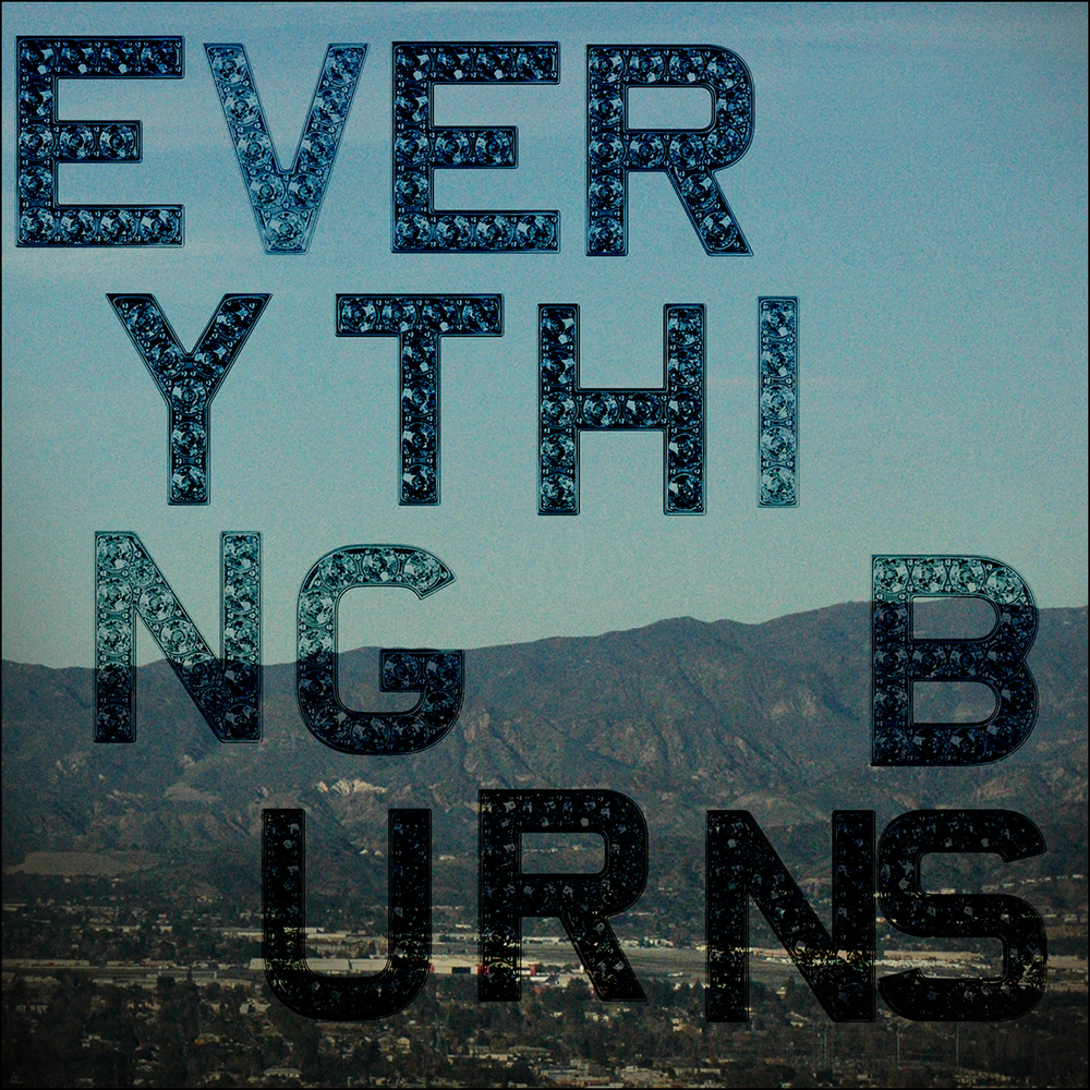 EVERYTHING BURNS  01 - New Solution 02 - Time Goes By 03 - Still Young 04 - I'll Take Rain 05 - Say It Out 06 - Drag You Down 07 - Man Inside 08 - Calm Inside The Storm 09 - Silver 10 - Everything Burns (Intro.) 11 - Everything Burns 12 - I Have Been Redeemed (Reprise)