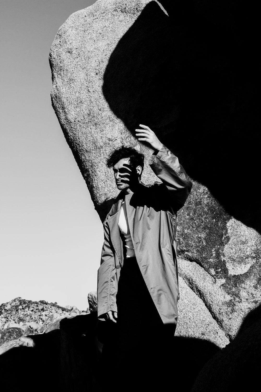 C. SHIROCK  Chuck Shirock Photographed by: Allister Ann