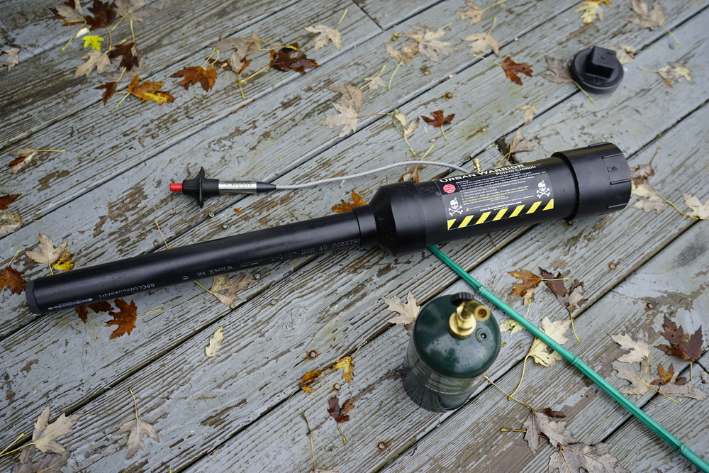 Pre-made potato gun:  http://www.amazon.com/gp/product/B0090UBCBM?psc=1&redirect=true&ref_=oh_aui_detailpage_o07_s00