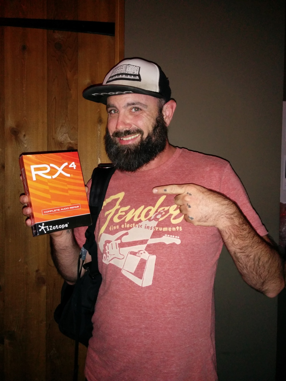 Another winner of iZotope RX4