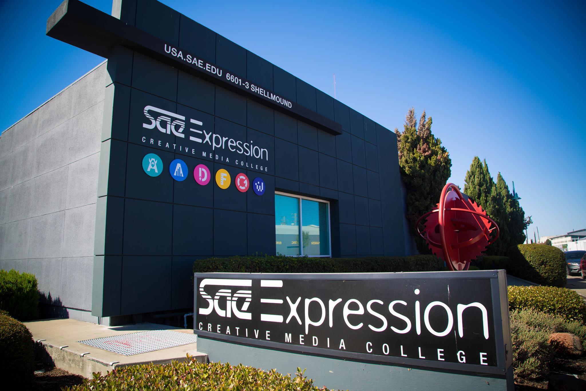Sae Expression College Emeryville 1
