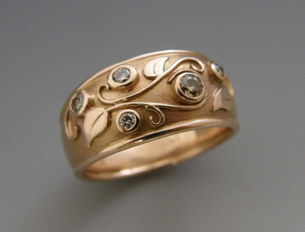 Rose gold and champagne dia ring.jpg