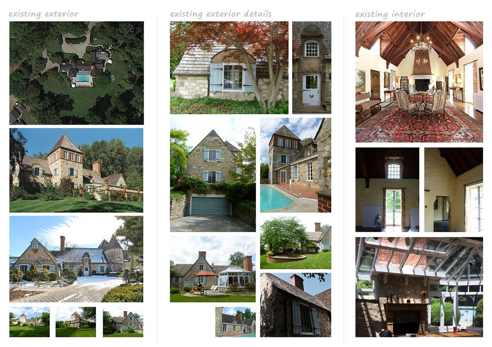 Existing house photos