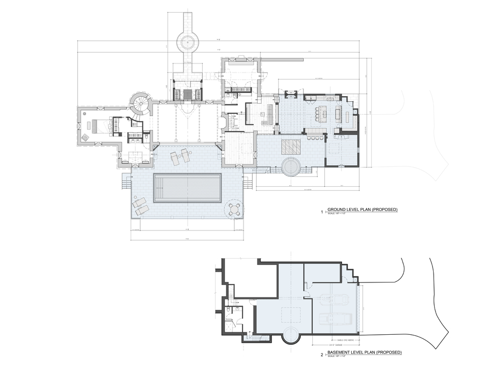 Proposed addition plan