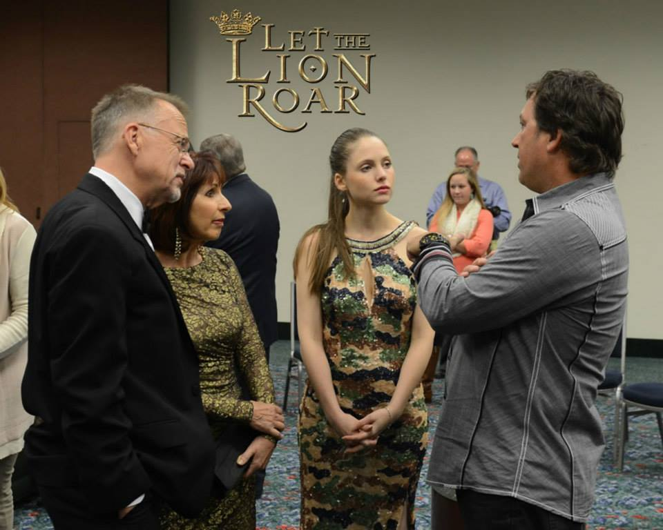 Charity Event Sponsored by Let The Lion Roar
