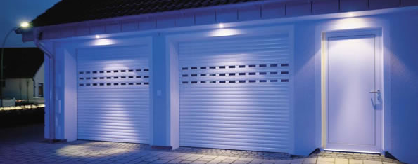 Alurolls Range Of Roller Garage Doors