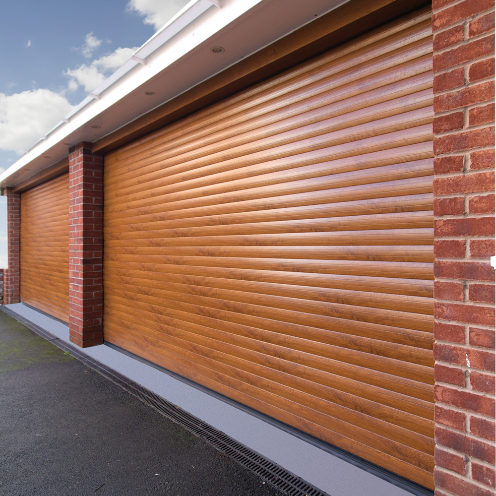 Aluroll Security Shutters And Roller Garage Doors