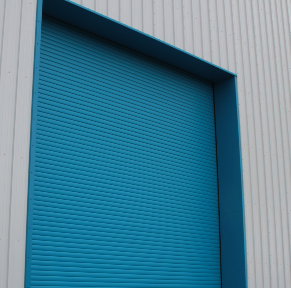 STEEL SECURITY SHUTTERS
