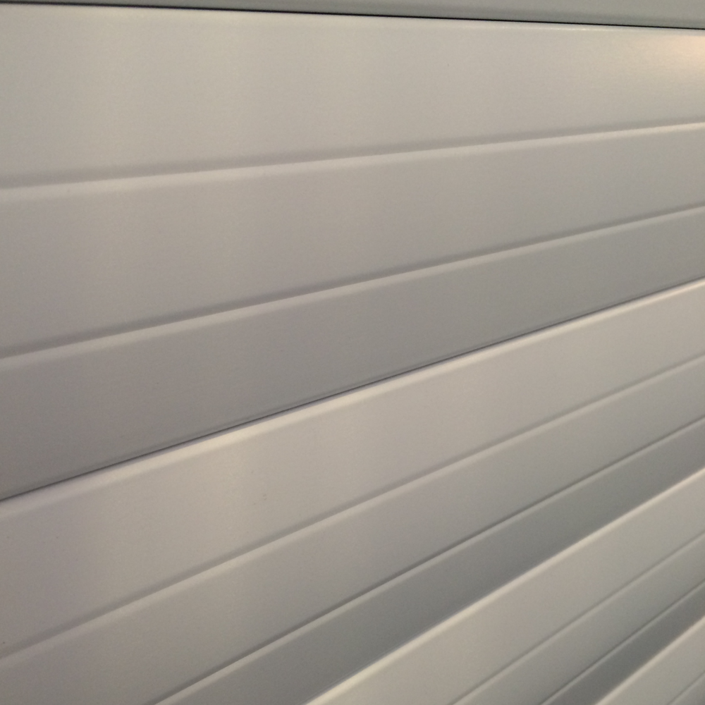 Aluroll T77 Elite - LPCB SR1 Approved Roller Garage Door Slats