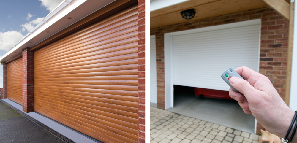 Aluroll T77 Elite - LPCB SR1 Approved Security Shutter Installed