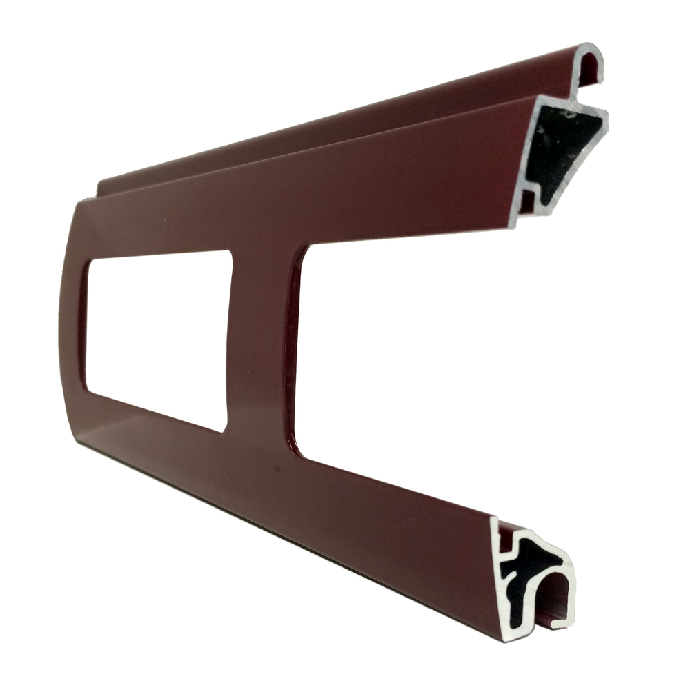 aluroll v77 elite security shutter slat profile
