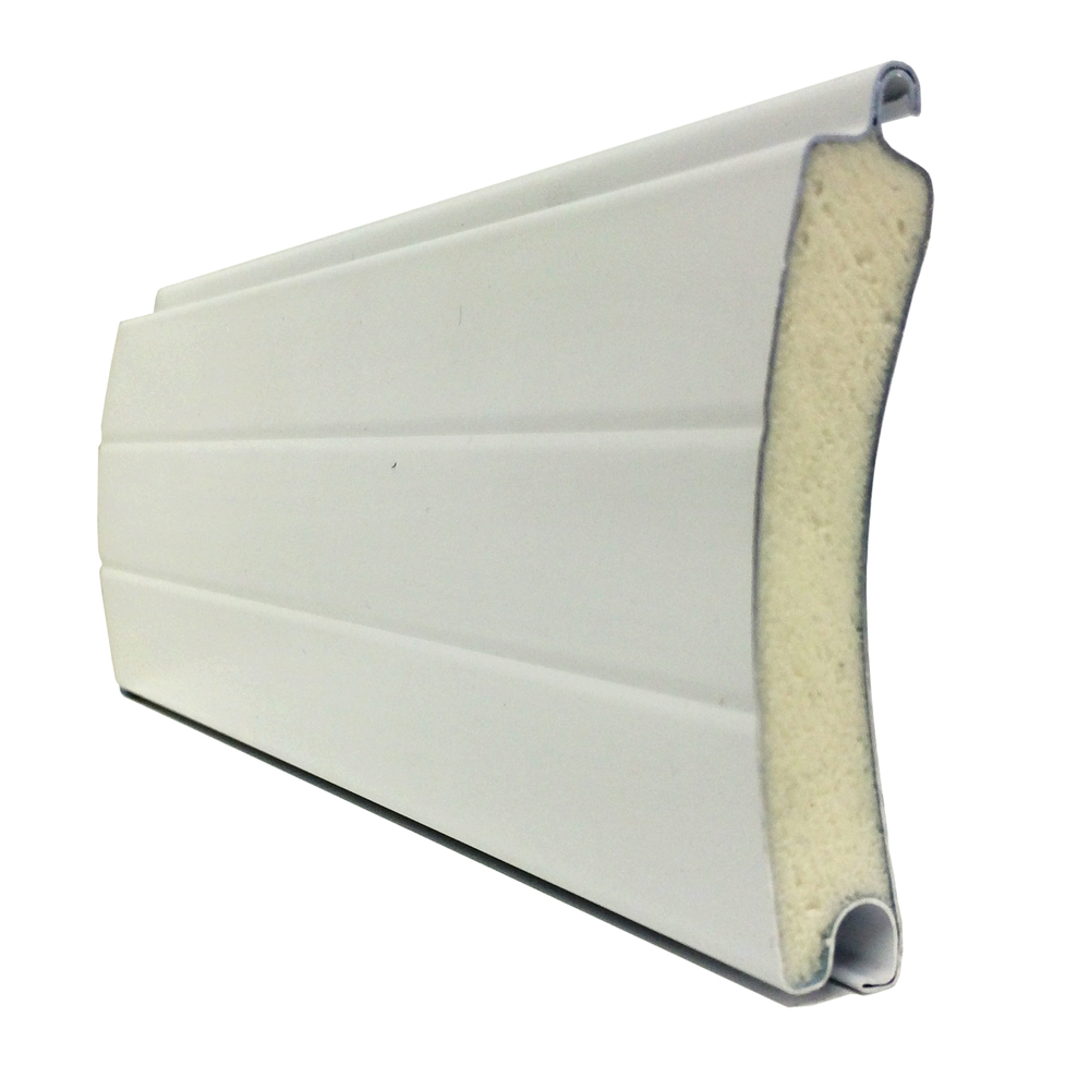 Aluroll T77 Elite - LPCB SR1 Approved Roller Garage Door Slat Profile