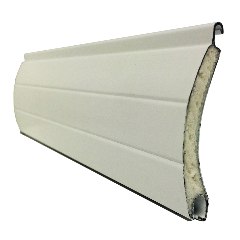 T55 Compact Roller Garage Door Slat Profile